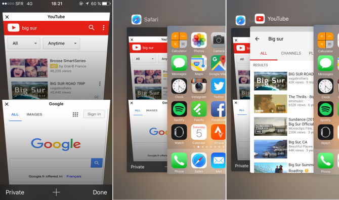 Designing for mobile: context matters