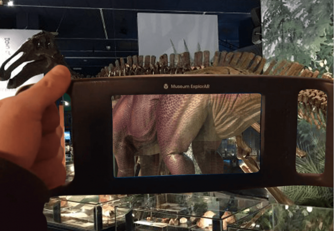 Innovations and trends in museum tech
